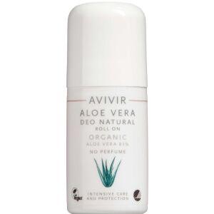 Køb AVIVIR Aloe Vera Deo Natural 50 ml online hos apotekeren.dk