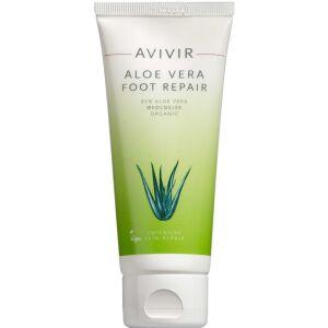Køb AVIVIR Aloe Vera Foot Repair 100 ml tube online hos apotekeren.dk