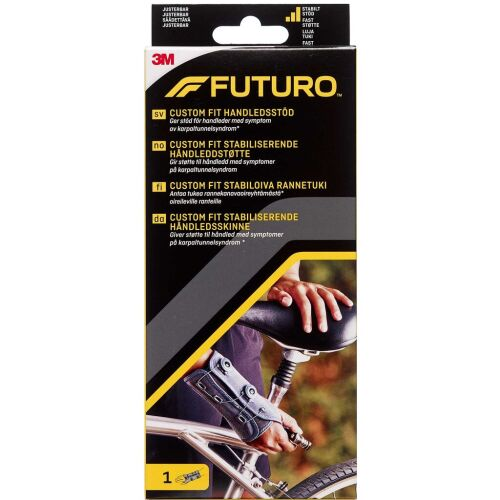 Køb Futuro Custom Dial håndled højre 1 stk. online hos apotekeren.dk