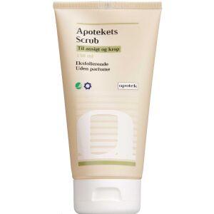Køb Apotekets scrub Beige 150 ml online hos apotekeren.dk