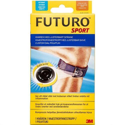 Køb Futuro Custom Dial Knæstrop 1 stk. online hos apotekeren.dk