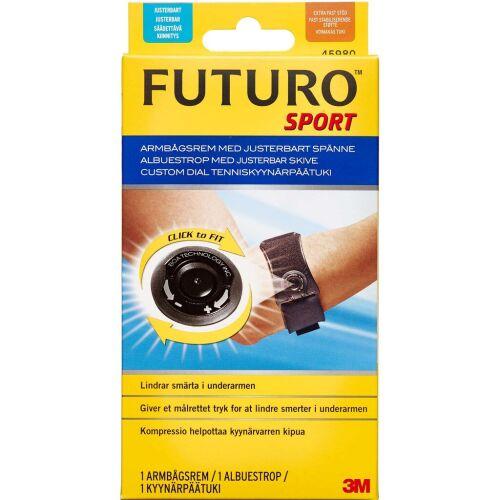 Køb Futuro Custom Dial albuestrop 1 stk. online hos apotekeren.dk