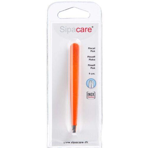 Køb Sipcare Pincet pluk rød 9 cm 1 stk. online hos apotekeren.dk