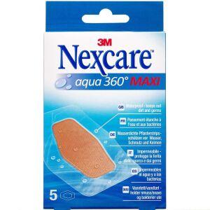 Køb 3M Nexcare Aqua 360° Maxi 5 stk. online hos apotekeren.dk
