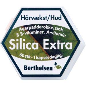 Køb Berthelsen Silica Extra Kapsler 60 stk online hos apotekeren.dk
