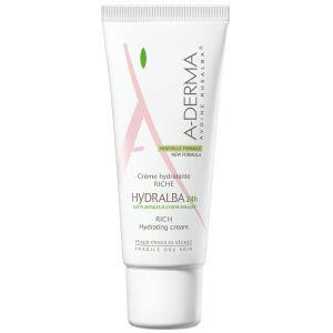 Køb A-Derma Hydralba 24H Rich Cream 40 ml online hos apotekeren.dk