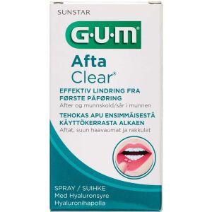 Køb GUM AftaClear spray 15 ml online hos apotekeren.dk