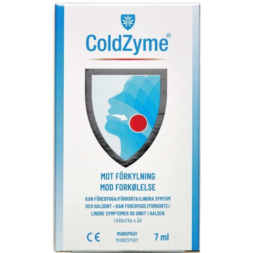 Køb ColdZyme mundspray 7 ml online hos apotekeren.dk