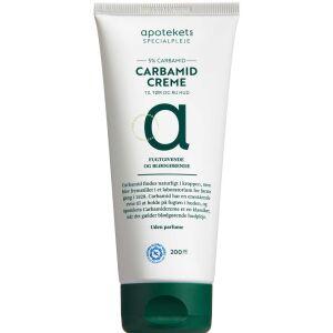 Køb Apotekets 5% Carbamid Creme 200 ml online hos apotekeren.dk