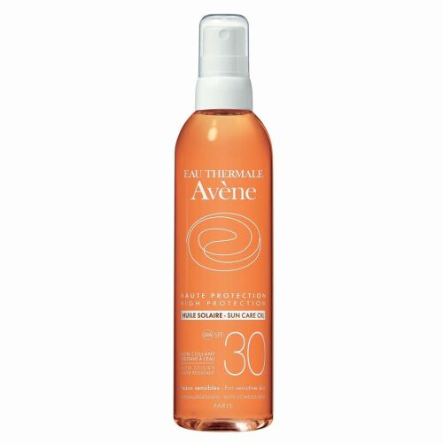 Køb Avène Sun Oil SPF30 200 ml online hos apotekeren.dk