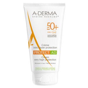 Køb A-Derma Protect AD cream spf 50+ 150 ml online hos apotekeren.dk
