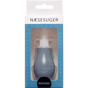 Køb MININOR næsesuger 1 stk. online hos apotekeren.dk