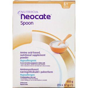 Køb Neocate Spoon 15 x 37 g online hos apotekeren.dk