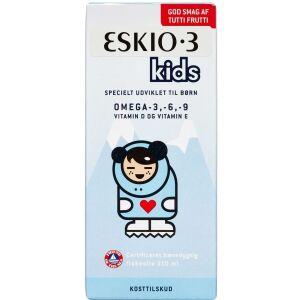 Køb Eskimo-3 Kids med D og E Vitamin 210 ml online hos apotekeren.dk