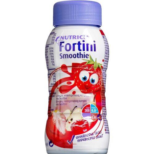 Køb Fortini Smoothie Bær & Frugt 200 ml online hos apotekeren.dk