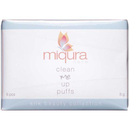Køb Miqura Clean Me Up Puffs 4 stk. online hos apotekeren.dk