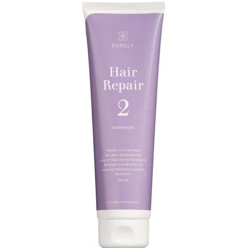 Køb Purely Proffesional Hair Repair 2 150 ml online hos apotekeren.dk