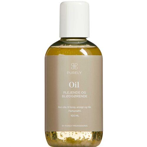 Køb Purely Proffesional Oil 1 100 ml online hos apotekeren.dk