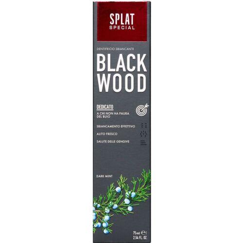 Køb SPLAT® Whitening Toothpaste Blackwood 75 ml online hos apotekeren.dk
