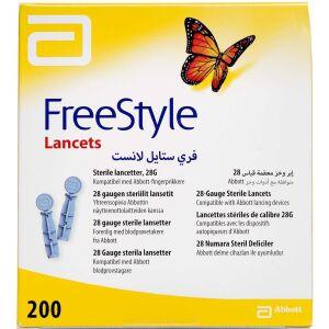 Køb FreeStyle Lancet 200 stk. online hos apotekeren.dk