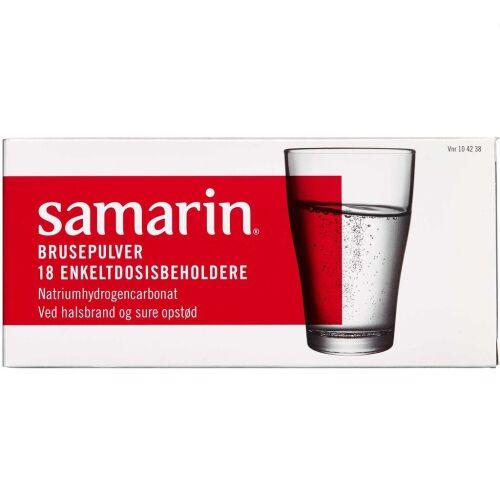 Køb Samarin 18 stk. online hos apotekeren.dk