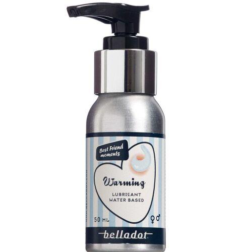 Køb Belladot Glidemiddel varmende original 50 ml online hos apotekeren.dk