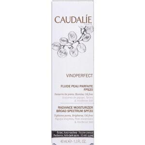 Køb Caudalíe Vinoperfect Moisturizing Day Fluid SPF20 40 ml online hos apotekeren.dk