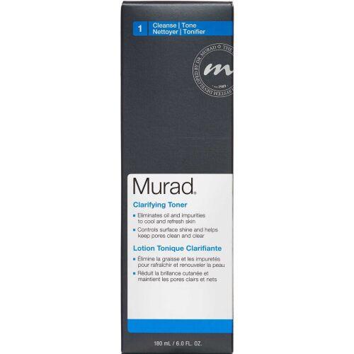 Køb Murad Clarifying Toner 180 ml online hos apotekeren.dk