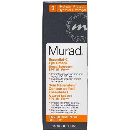 Køb Murad Essential-C Eye Cream SPF15 15 ml online hos apotekeren.dk