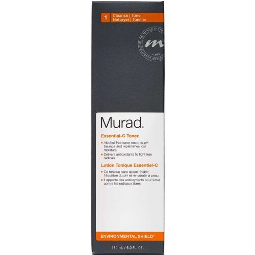 Køb Murad Essential-C Toner 180 ml online hos apotekeren.dk