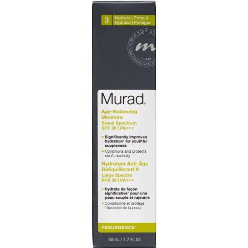 Køb Murad Age-Balancing Moisture SPF30 50 ml online hos apotekeren.dk