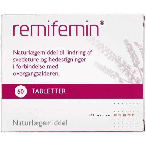 Køb Remifemin tabletter 60 stk. online hos apotekeren.dk