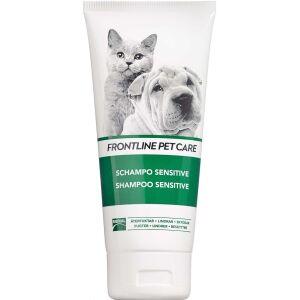 Køb Frontline Shampoo Sensitive 200 ml online hos apotekeren.dk