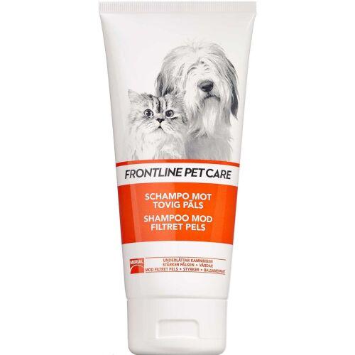 Køb Frontline Shampoo Filtret Pels 200 ml online hos apotekeren.dk