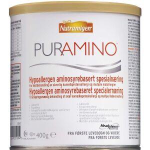 Køb Nutramigen Puramino 400 g online hos apotekeren.dk