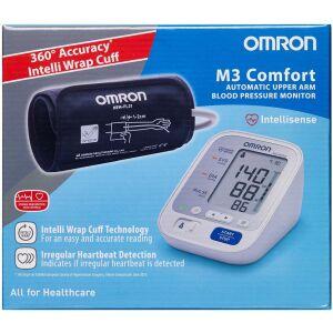 Køb Omron M3 Comfort blodtryksapparat 1 stk. online hos apotekeren.dk