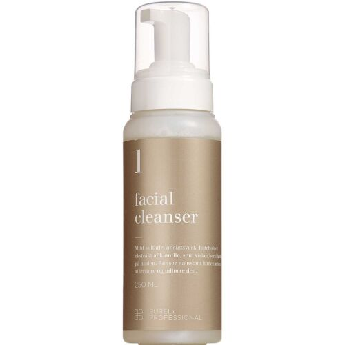 Køb Purely Professional facial cleanser 1 250 ml online hos apotekeren.dk