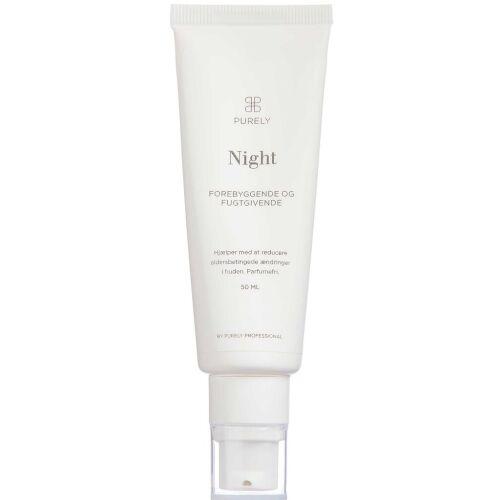 Køb Purely Professional night creme 50 ml online hos apotekeren.dk