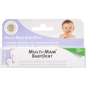 Køb Multi-Mam BabyDent 15 ml online hos apotekeren.dk