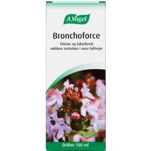 Køb A. Vogel Bronchoforce 100 ml online hos apotekeren.dk