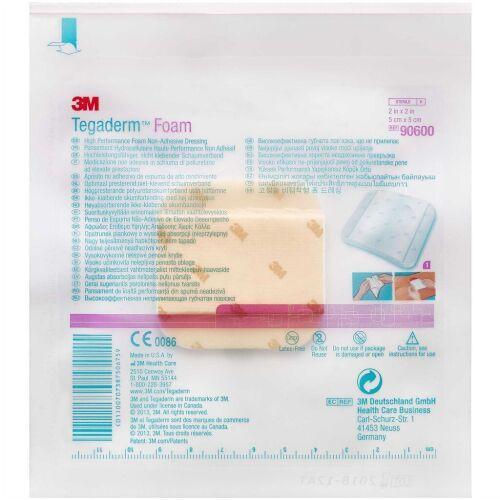 Køb Tegaderm Foam 5x5 cm 1 stk. online hos apotekeren.dk