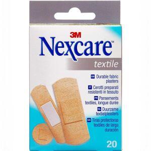 Køb Nexcare Textile 20 stk. online hos apotekeren.dk