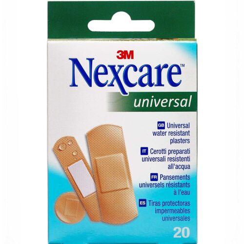 Køb Nexcare Universal 20 stk. online hos apotekeren.dk