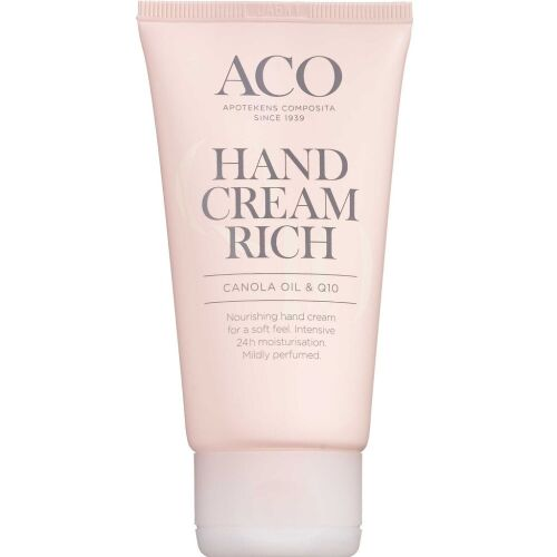 Køb ACO Handcream rich 75 ml online hos apotekeren.dk