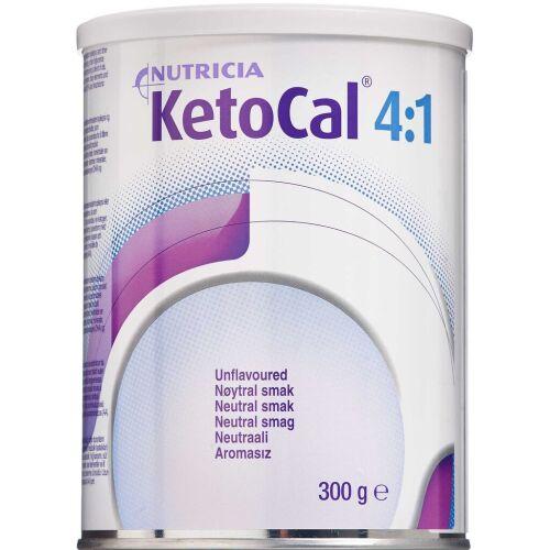 Køb KetoCal 4:1 Neutral 300 g online hos apotekeren.dk