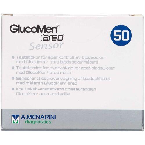 Køb Glucomen teststrimler 50 stk. online hos apotekeren.dk