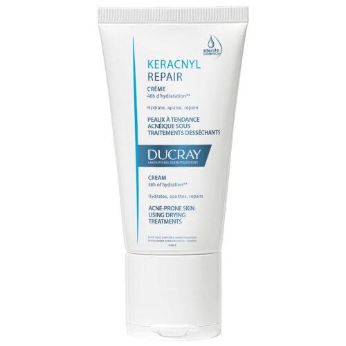 Køb Ducray Keracnyl Repair creme 50 ml online hos apotekeren.dk