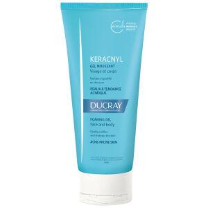 Køb Ducray Keracnyl Foaming gel 200 ml online hos apotekeren.dk