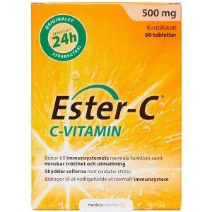 Køb Ester-C C-vitamin 90 stk. online hos apotekeren.dk