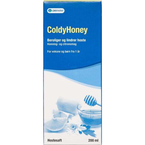 Køb Coldy Honey Hostesaft 200 ml online hos apotekeren.dk